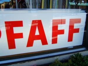 faffing