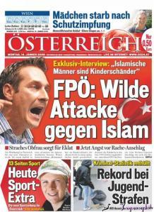 austria islamophobia